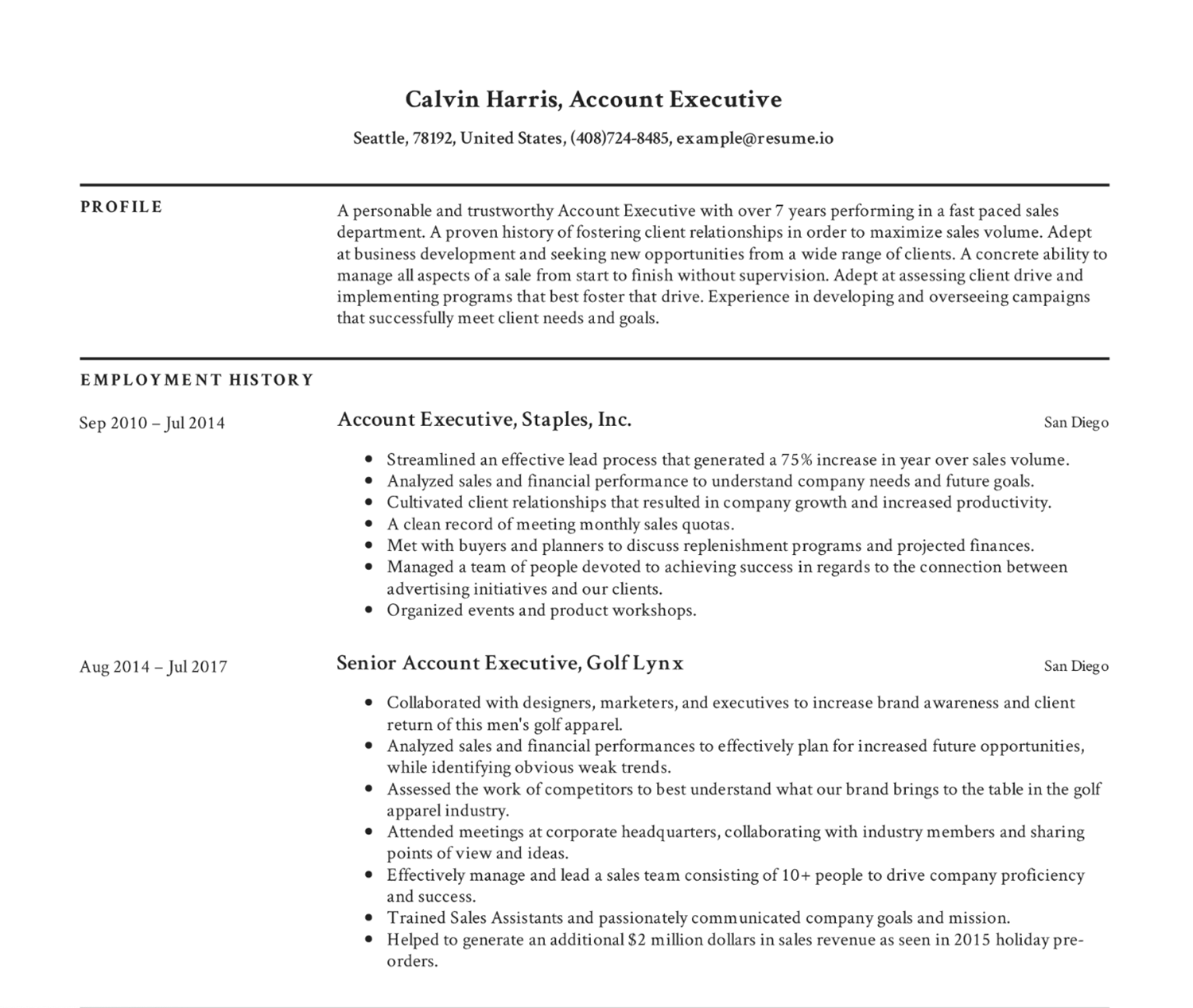 Heres Why You Should Not Download Resume Examples From The Internet
